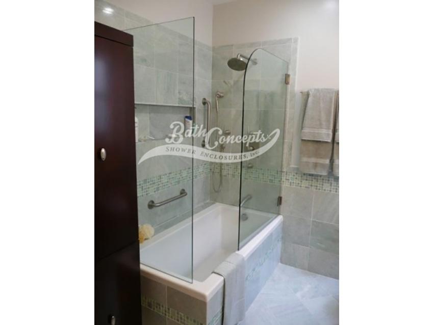 Bathscreen Enclosures Bath Concepts