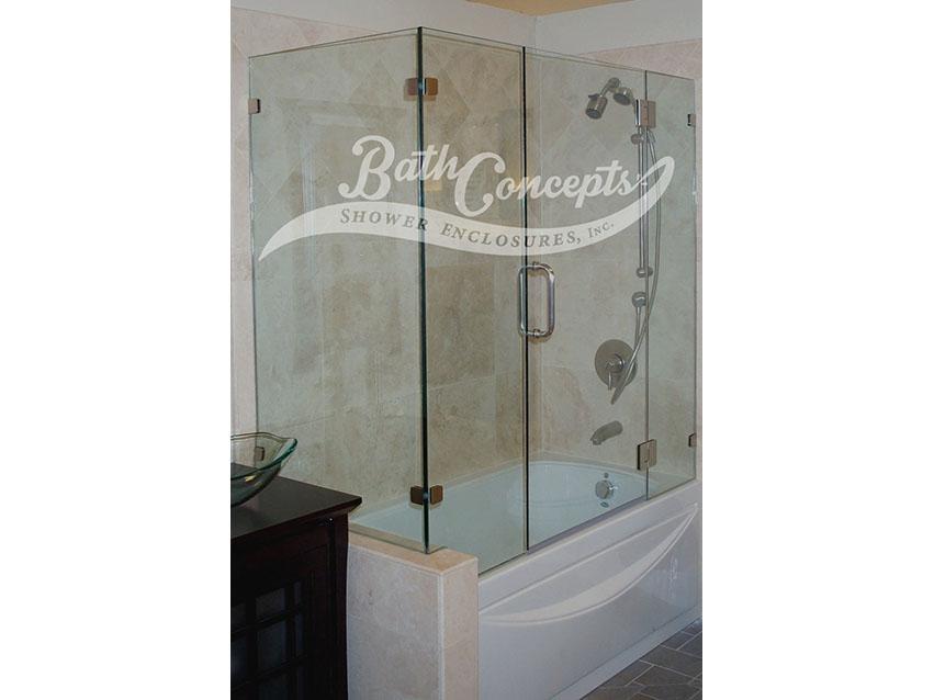 Corner Enclosures Bath Concepts