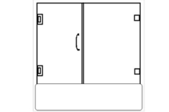 Model 1142 Model#1242 Door & Panel